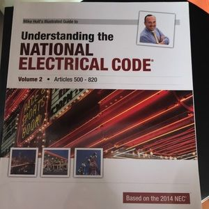 This is a 2014 book to understand the NEC